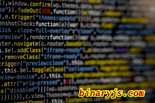 Coding Binary Dan Cara Editing File Binary dengan Vim