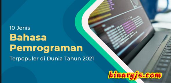 Fungsi Bahasa Pemrograman Untuk Website 2021